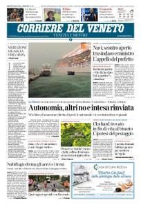 Corriere del Veneto Venezia e Mestre – 09 luglio 2019