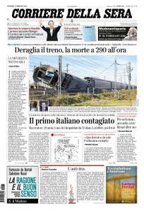 Corriere della Sera – 07 febbraio 2020