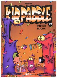 Kid Paddle - 15 - Men In Blork