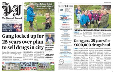 The Press and Journal Moray – October 08, 2019