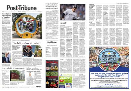 Post-Tribune – August 04, 2021