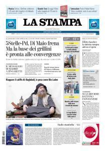 La Stampa Torino Provincia e Canavese - 30 Aprile 2019