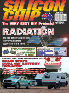 Silicon Chip - July 2019