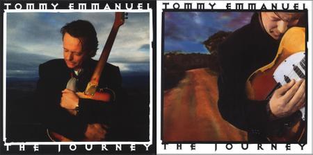 Tommy Emmanuel - The Journey (1993)