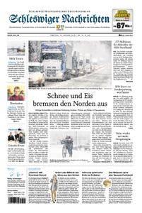 Schleswiger Nachrichten - 19. Januar 2018