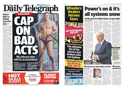 The Daily Telegraph (Sydney) – February 26, 2019