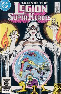 Tales of the Legion of Super-Heroes 314 1984-08