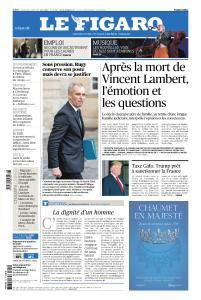 Le Figaro du Vendredi 12 Juillet 2019