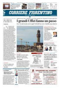 Corriere Fiorentino La Toscana - 6 Febbraio 2018
