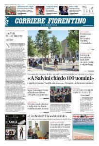 Corriere Fiorentino La Toscana - 17 Giugno 2018