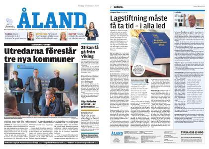 Ålandstidningen – 05 februari 2019