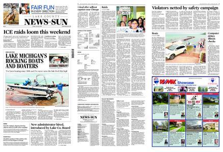 Lake County News-Sun – July 12, 2019