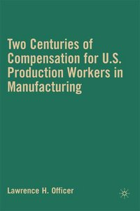 Two Centuries of Compensation for U.S. Production Workers in Manufacturing