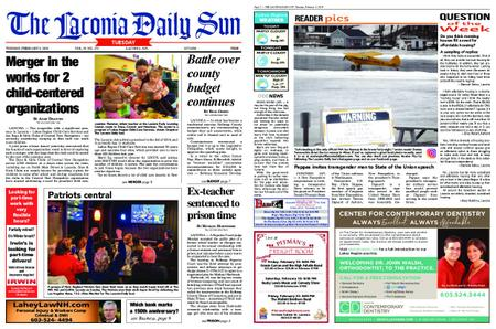 The Laconia Daily Sun – February 05, 2019