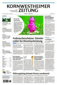 Kornwestheimer Zeitung - 07. August 2019