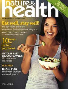 Nature & Health - April 01, 2018