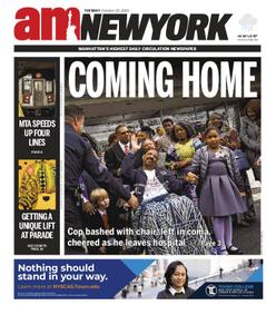 AM New York - October 29, 2019
