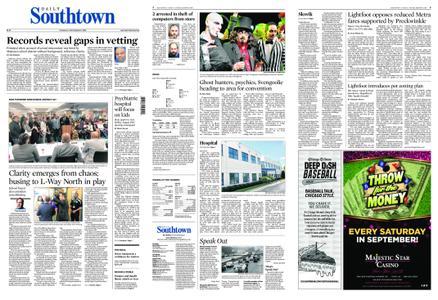 Daily Southtown – September 19, 2019