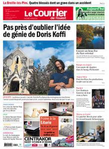 Le Courrier de l'Ouest Nord Anjou – 30 décembre 2019