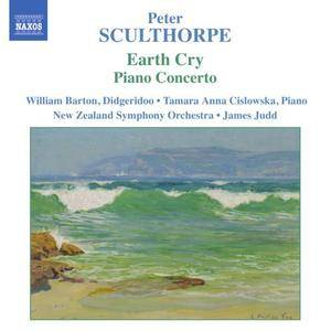 James Judd, New Zealand Symphony Orchestra - Peter Sculthorpe: Earth Cry Piano Concerto (2004)