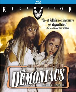 The Demoniacs (1974) Curse of the Living Dead