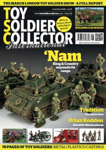 Toy Soldier Collector International - Issue 88 - June-July 2019