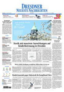Dresdner Neueste Nachrichten - 13. April 2018