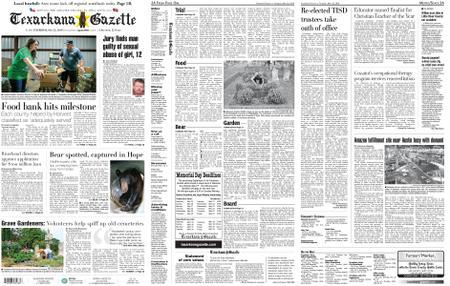 The Texarkana Gazette – May 23, 2019