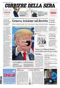 Corriere della Sera – 26 settembre 2018