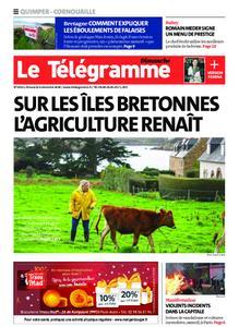 Le Télégramme Ouest Cornouaille – 06 décembre 2020
