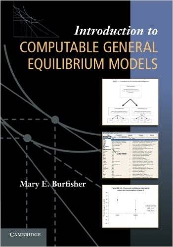 Introduction to Computable General Equilibrium Models (repost)