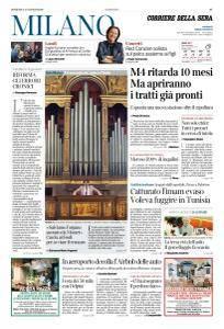 Corriere della Sera Milano - 27 Maggio 2018