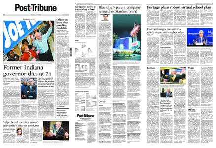 Post-Tribune – July 30, 2020