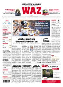 WAZ Westdeutsche Allgemeine Zeitung Oberhausen-Sterkrade - 03. Dezember 2018