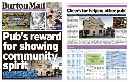 Burton Mail – December 07, 2020