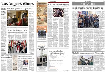 Los Angeles Times – March 07, 2020