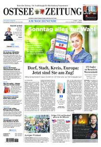 Ostsee Zeitung – 25. Mai 2019