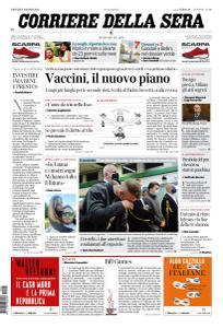Corriere della Sera - 6 Maggio 2021