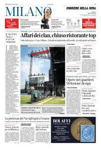Corriere della Sera Milano - 21 Giugno 2018
