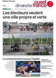 Ouest-France Édition France – 08 mars 2020