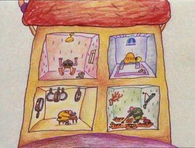 [Animation]фильм aka Tuk-tuk - Konstantin Bronzit (1993)