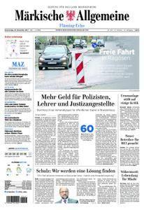 Märkische Allgemeine Fläming Echo - 23. November 2017