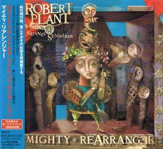 Robert Plant And The Strange Sensation - Mighty ReArranger (2005) [Japanese Edition] Repost