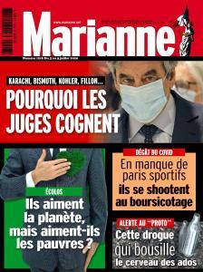 Marianne - 3 Juillet 2020