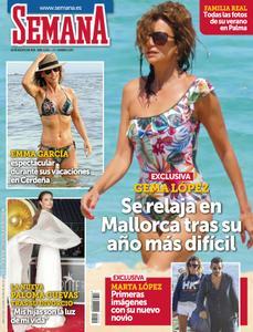 Semana España - 18 agosto 2021