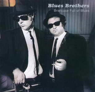 The Blues Brothers - Briefcase Full Of Blues (1978) {2008, Remastered}