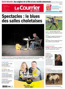 Le Courrier de l'Ouest Cholet – 14 février 2021