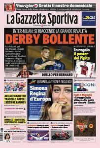 La Gazzetta dello Sport - 5 Agosto 2018