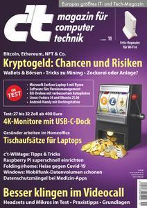 ct Magazin für Computertechnik - 08 Mai 2021