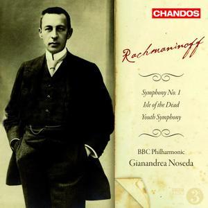 Gianandrea Noseda, BBC Philharmonic - Rachmaninoff: The Isle of the Dead, Youth Symphony, Symphony No. 1 (2008)